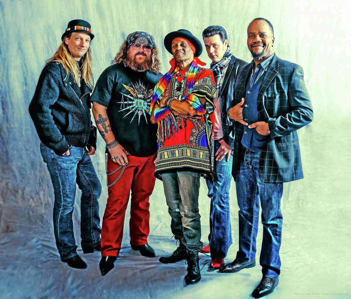 Contributed photo The rock supergroup, Royal Southern Brotherhood are set to perform ìliveî in concert at The Stafford Palace Theater in Stafford Springs on Friday, Aug. 28.