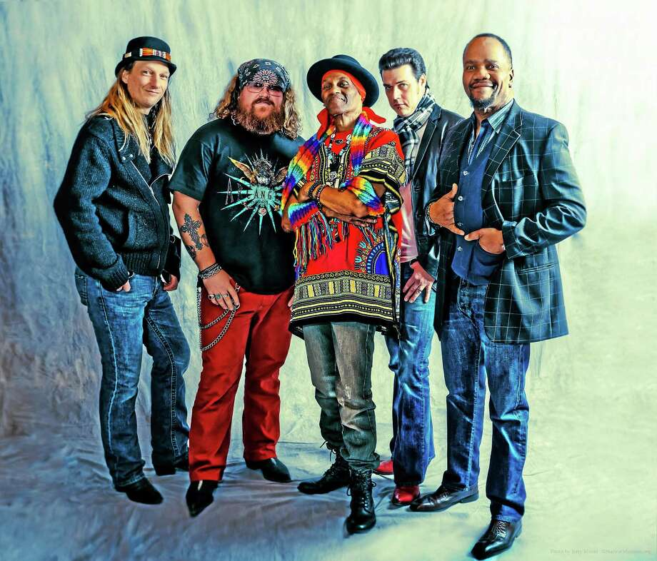 Contributed photo  The rock supergroup, Royal Southern Brotherhood are set to perform ìliveî in concert at The Stafford Palace Theater in Stafford Springs on Friday, Aug. 28. Photo: Journal Register Co. / ?2005-2015 Jerry Moran Native Orleanian LLC