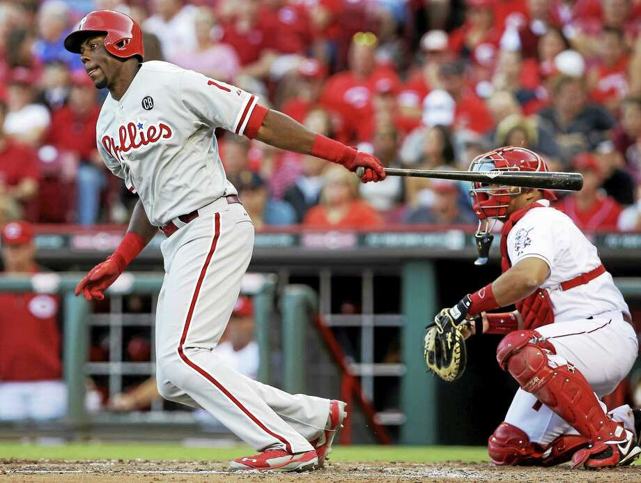 The New York Mets signed John Mayberry Jr. on Thursday. Photo: Al Behrman — The Associated Press File Photo  / AP2014