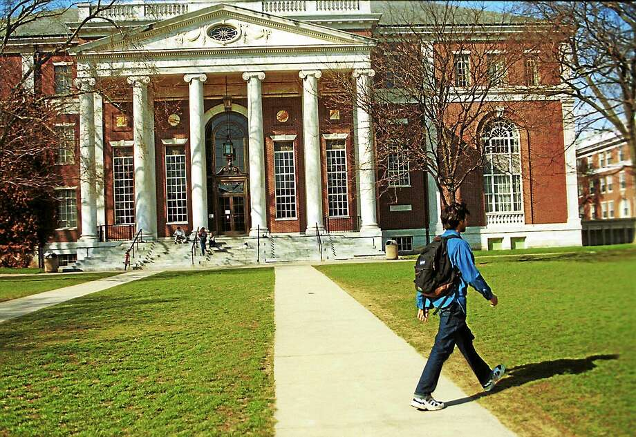 Wesleyan University in Middletown will be given $175,400 by the National Endowment of the Arts and Humanities to allow the liberal arts college to publish books of poetry, fund teacher fellowships and dance and theater epublications. Photo: File Photo