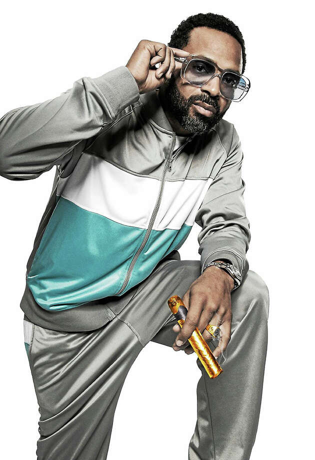 Contributed photoComedian, actor, film producer, writer and rapper Mike Epps will perform his stand up show at the Foxwoods Resort Casino Saturday, Dec. 19. Photo: Journal Register Co. / © 2014 Starz Entertainment, LLC