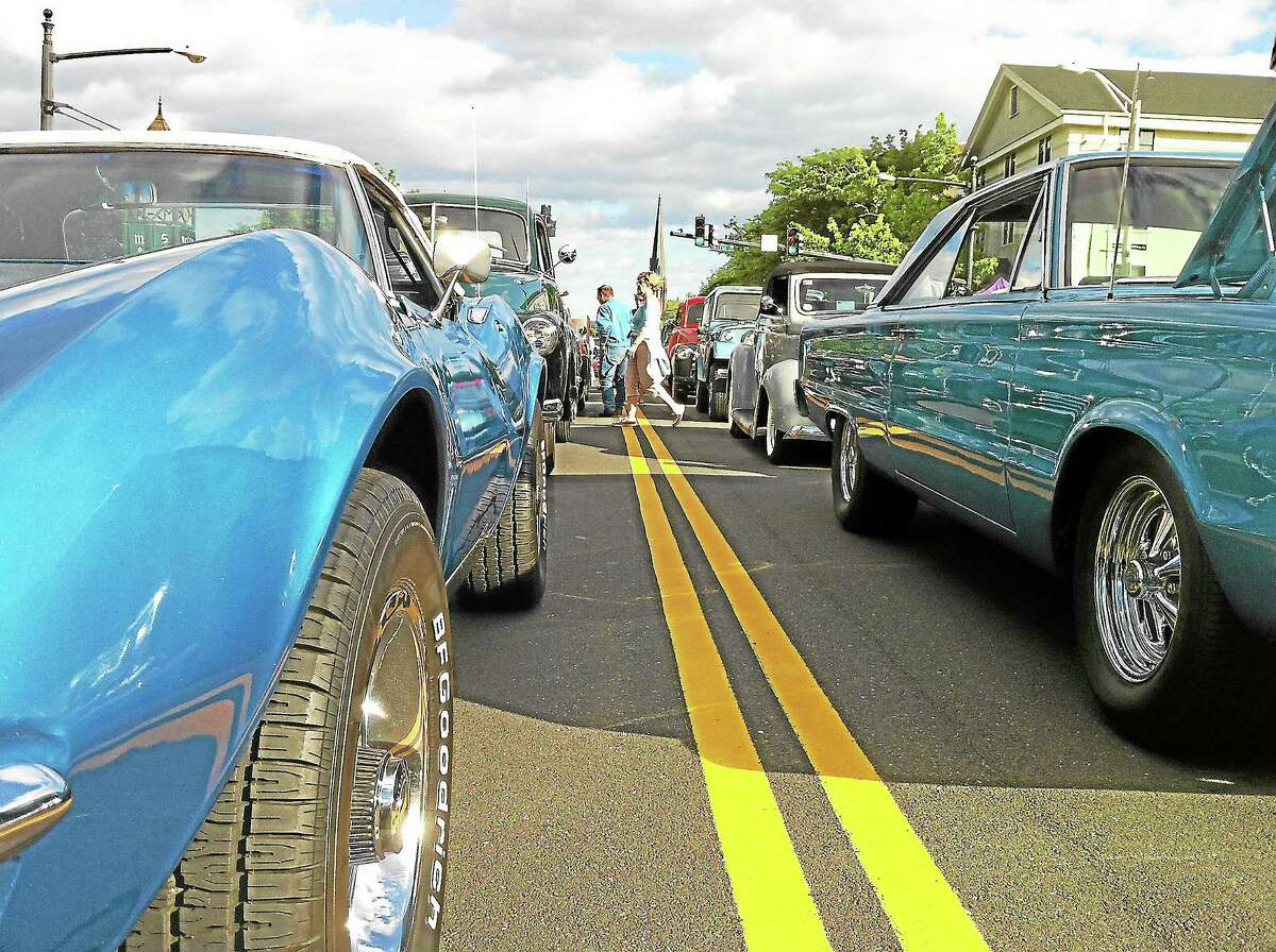 The 16th annual Cruise Night on Main Street in Middletown in 2013. The chamber is gearing up for its 18th annual event, and has asked the city for support.