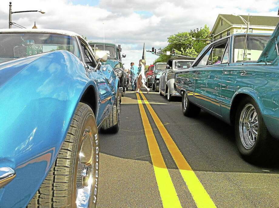 The 16th annual Cruise Night on Main Street in Middletown in 2013. The chamber is gearing up for its 18th annual event, and has asked the city for support. Photo: Middletown Press File Photo