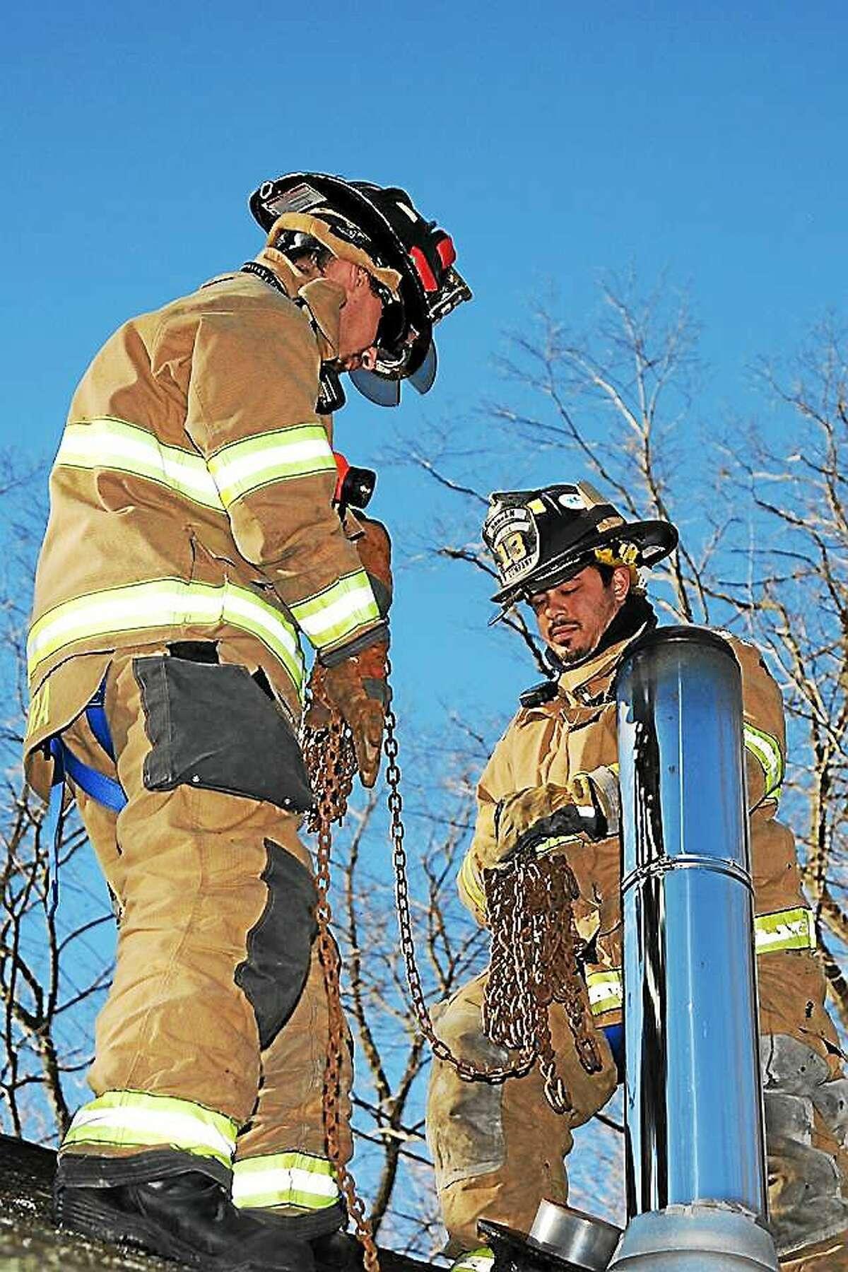 Courtesy Olivia Drake Haddam Volunteer Fire Co.