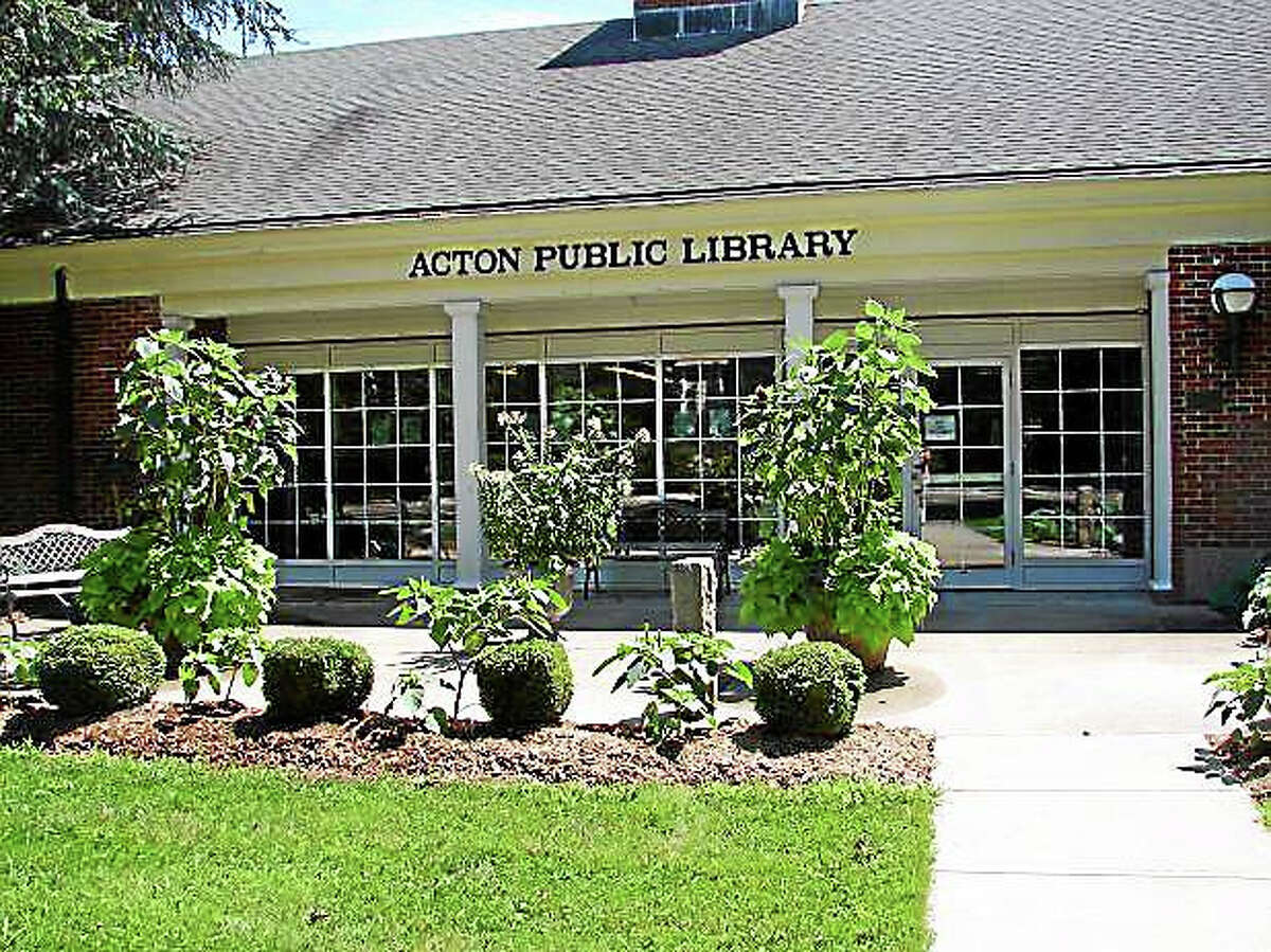 Acton Public Library in Old Saybrook