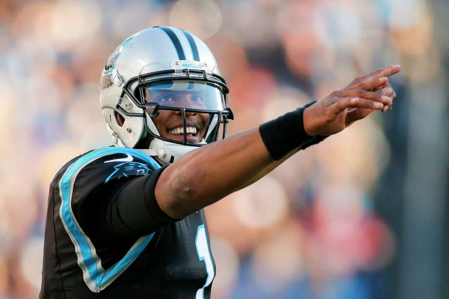 The Register's Dan Nowak is counting on Cam Newton and the Carolina Panthers to cover for the 10th time this season when they take on the Saints. Photo: The Associated Press File Photo  / Panini