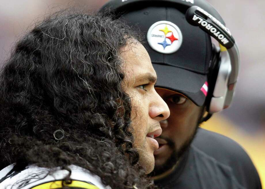 Pittsburgh Steelers safety Troy Polamalu has retired. Photo: Eric Gay — The Associated Press File Photo  / AP