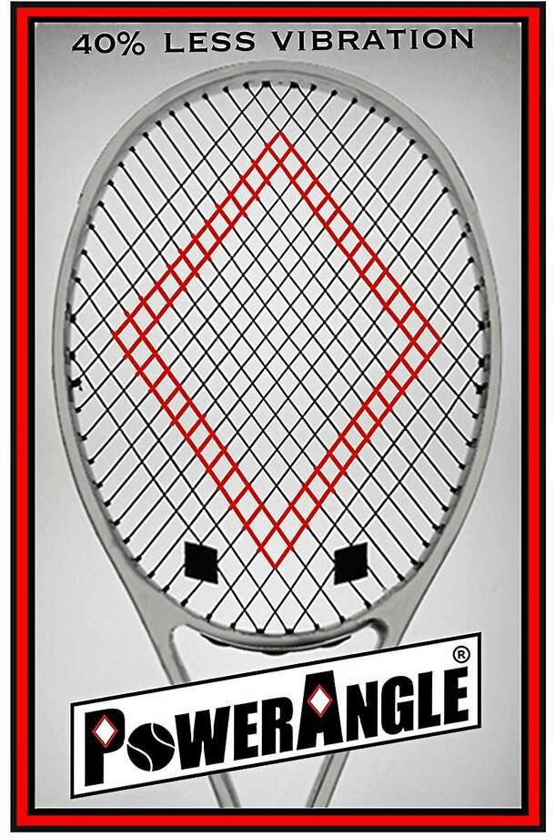 New York-based PowerAngle Racket will have a booth at the Connecticut Open from Aug. 27-29. Photo: Submitted Photo From PowerAngle Racket