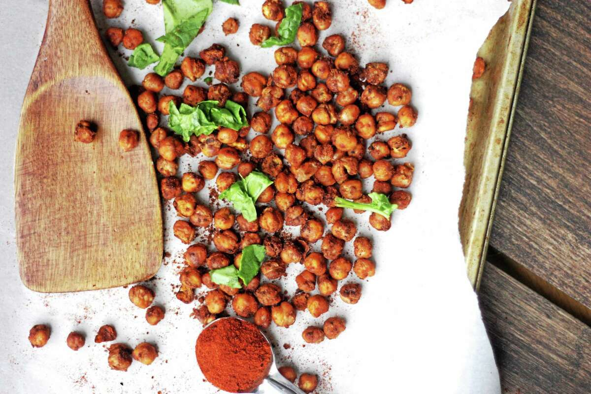 I.O.N. Restaurant on Main Street in Middletown offers this spicy chickpeas snack recipe.