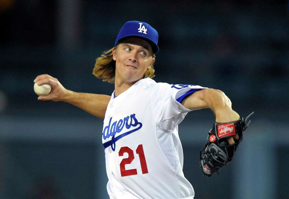 Free agent Zack Greinke and the Arizona Diamondbacks have reached agreement on a six-year contract. Photo: The Associated Press File Photo  / AP