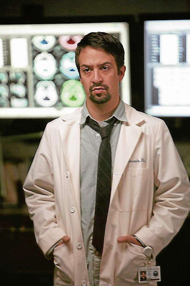 "Lin-Manuel Miranda as Dr. Ruben Marcado in ""The Cookie Jar"" episode of ""Do No Harm."" Photo: Eric Liebowitz — NBC  / 2012 NBCUniversal Media, LLC"