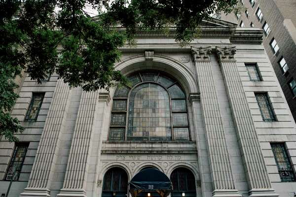 Plans call for the Shaare Zedek synagogue on the Upper West Side of Manhattan to be sold to a developer for $34 million. The building would be replaced by a 14-story tower, with the synagogue owning and occupying the first three floors.