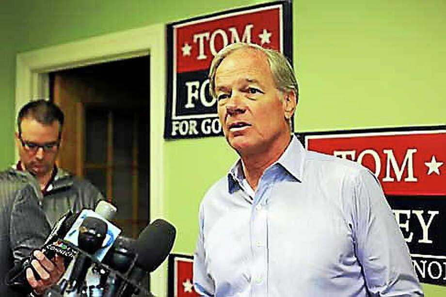 Tom Foley. Photo: Christine Stuart — CT News Junkie