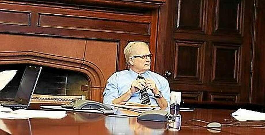 Board of Regents President Gregory Gray Photo: Ctnewsjunkie File Photo