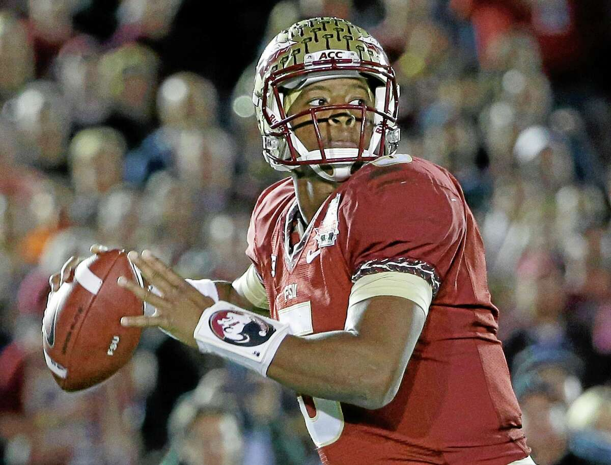Jameis Winston and Florida State will open the season as the top team in The Associated Press preseason college football poll.