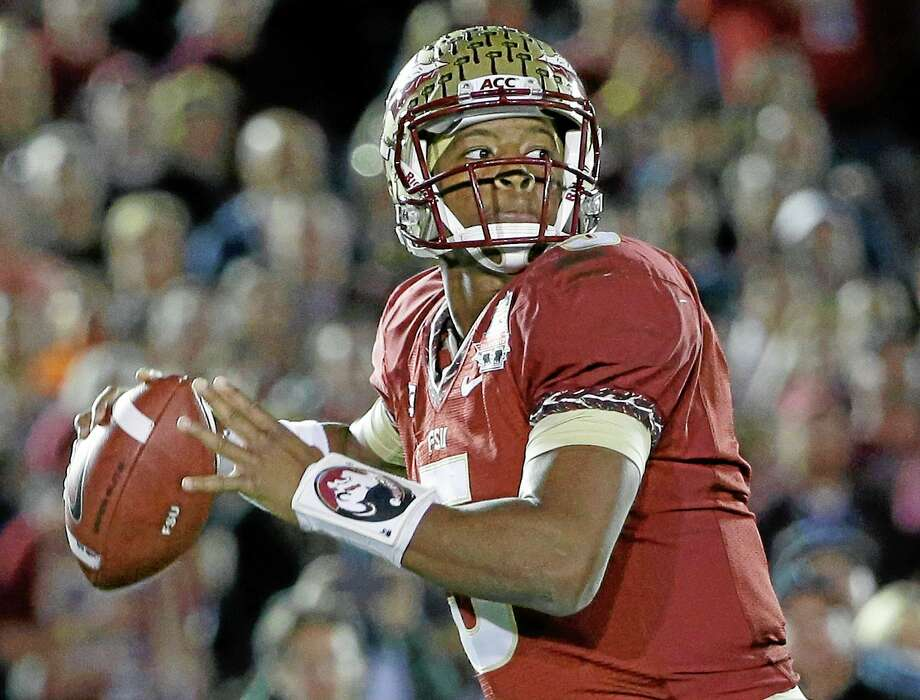 Jameis Winston and Florida State will open the season as the top team in The Associated Press preseason college football poll. Photo: The Associated Press File Photo  / AP