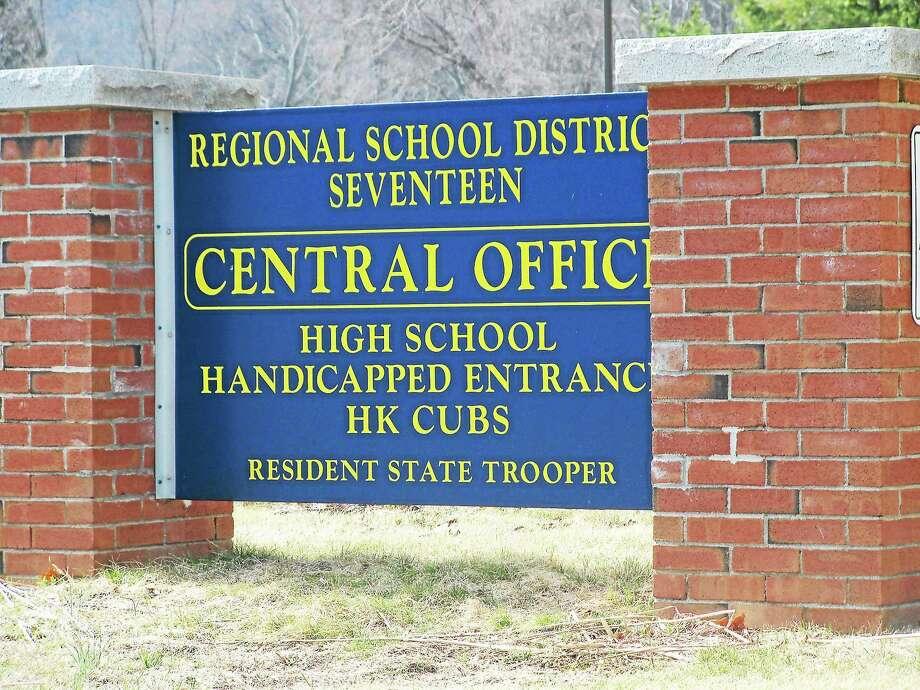 Haddam-Killingworth High School. Photo: Middletown Press File Photo