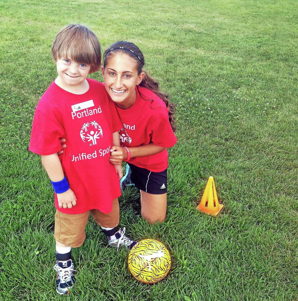 One woman's dream for a sports league for children of all athletic abilities has grown into the Unified Sports program, where participation has increased from eight children to 20 and now 38 taking part in the six-week summer camp.