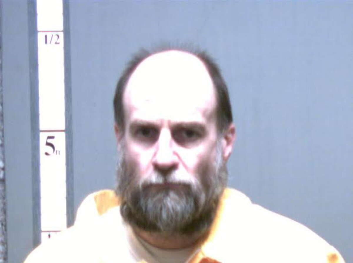 Cheshire home invasion killer Steven Hayes in January 2014. State Department of Correction photo.