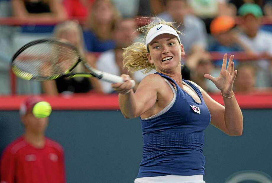 Coco Vandeweghe has been tabbed with the potential and promise to be one of the next faces of American women's tennis. Photo: The Associated Press File Photo  / CP