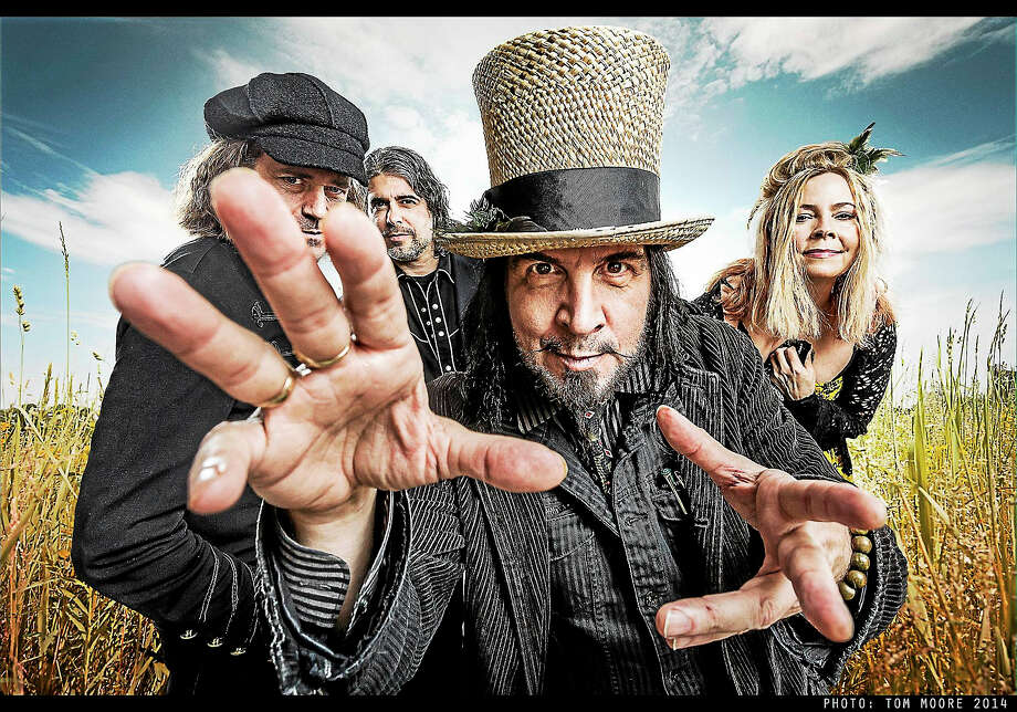 Photo courtesy of www.slambovia.comThe Slambovian Circus of Dreams are bringing their brand of rootsy psychedelica to Connecticut for a musical and fun Christmas party at the Kate Dec. 5. Photo: Journal Register Co.