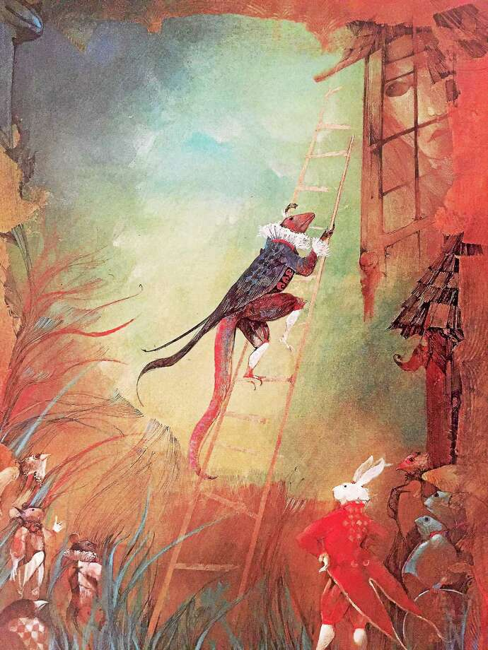 Images courtesy of Anne Bachelier Photo: Journal Register Co.