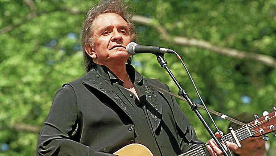 Johnny Cash Photo: AP FILE PHOTO
