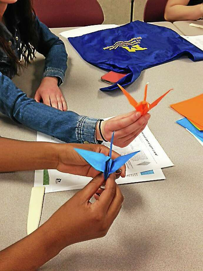 The Cromwell Belden Public Library is offering teen programs all next week. Photo: File Photo