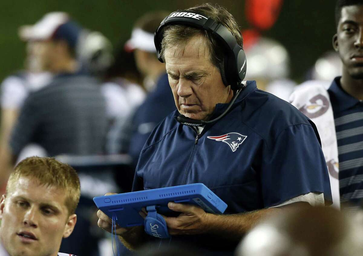 Bill Belichick and the New England Patriots are ready to hit players in different jerseys.