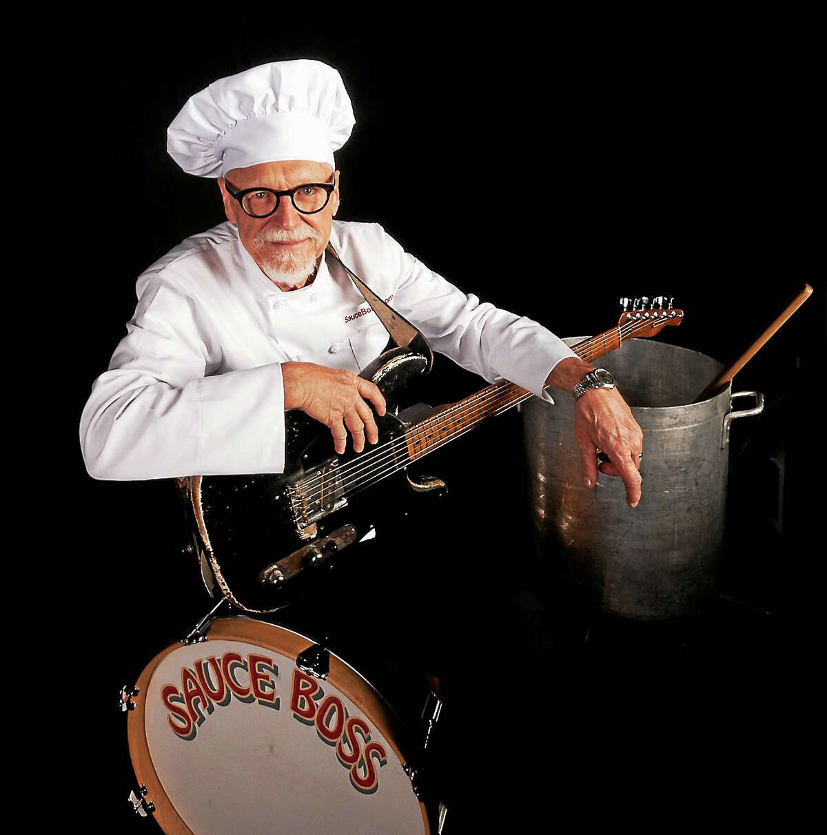 Photo by Eric IlasenkoThe Sauce Boss and his Gumbo will be at Black-Eyed Sally's Friday, Dec. 4.