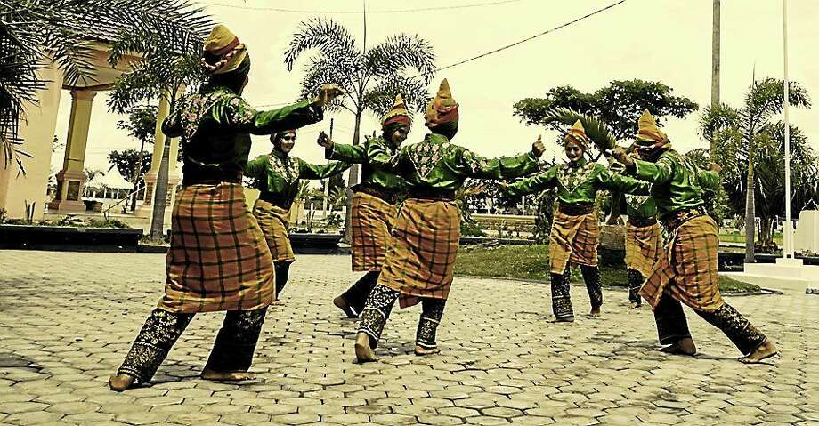Wesleyan University has received a $20,000 National Endowment on the Arts grant to support its dance program, including bringing Tari Aceh! Music and Dance from Northern Sumatra to campus on Feb. 27. Photo: Courtesy Wesleyan University