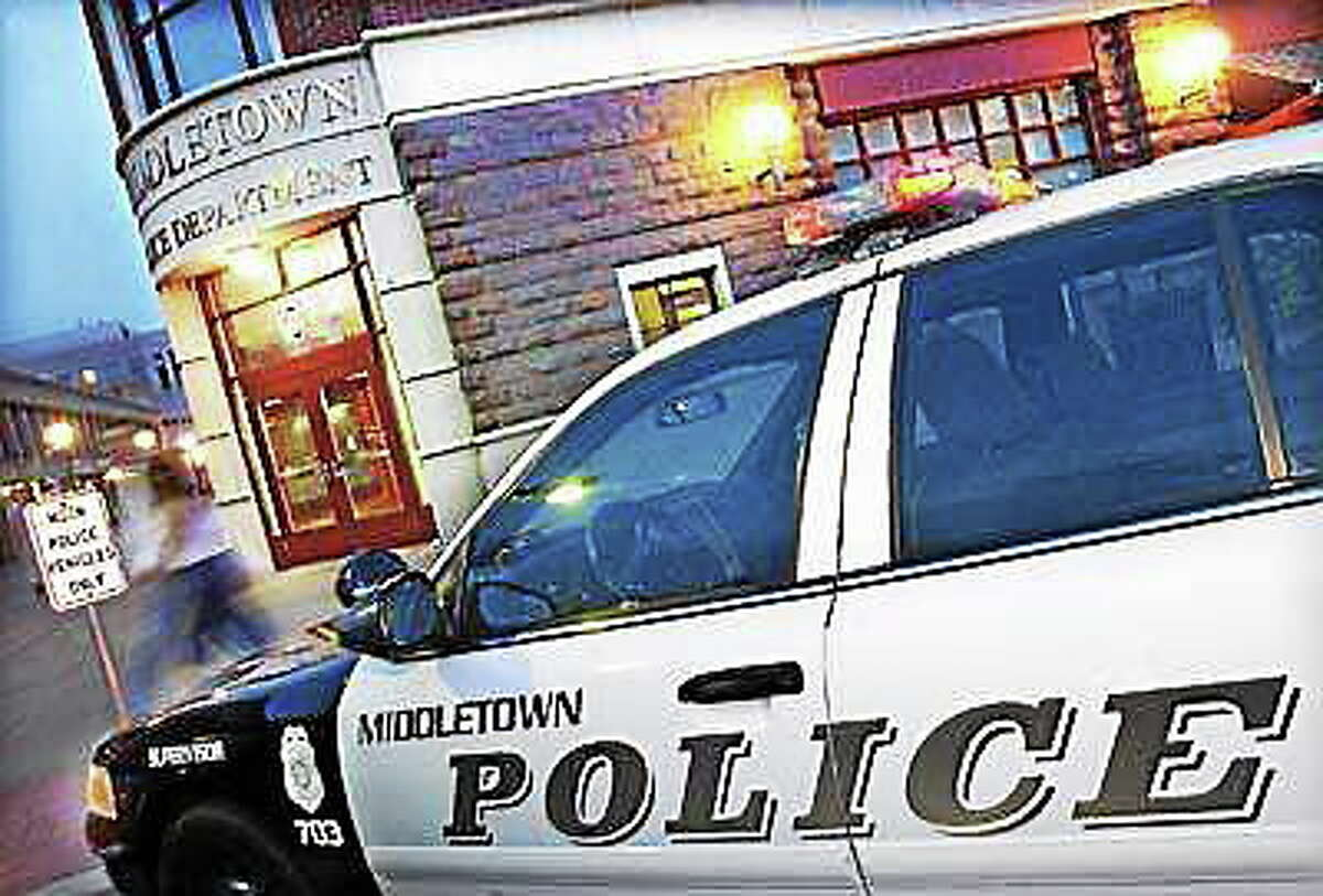 Catherine Avalone - The Middletown Press. Middletown Police