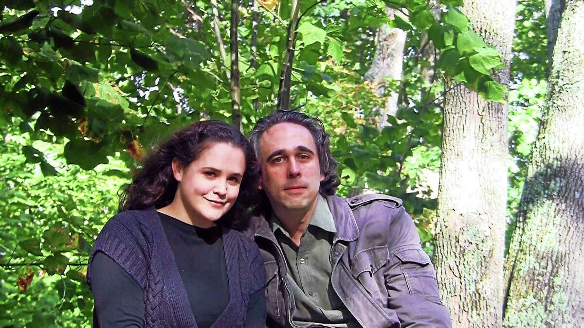 Contributed photo Folk duo Oakes & Smith, accompanied by pianist Zack Cross, will appear at The Buttonwood Tree Performing Arts Center, 605 Main Street, Middletown, Aug. 28.