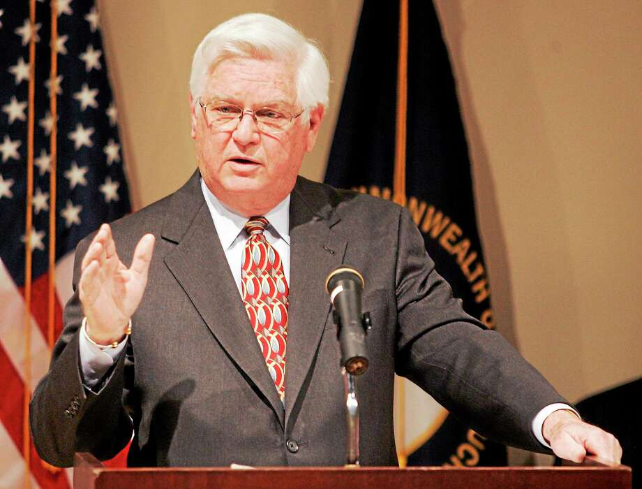 Congressman Hal Rogers, R-Ky., pictured here at a press conference, represents the whitest Congressional district in the nation in 2014. Photo: AP Photo/ James Crisp  / AP2006