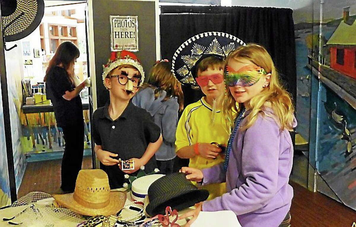 Photo courtesy of the Essex Library Young patrons enjoy last year's