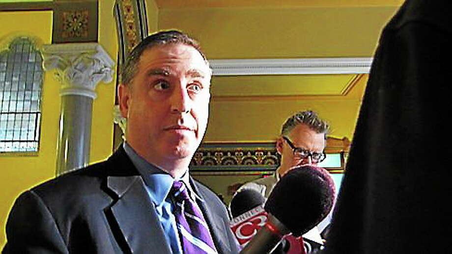 Douglas Schwartz, Quinnipiac University poll director. Photo: Journal Register Co.