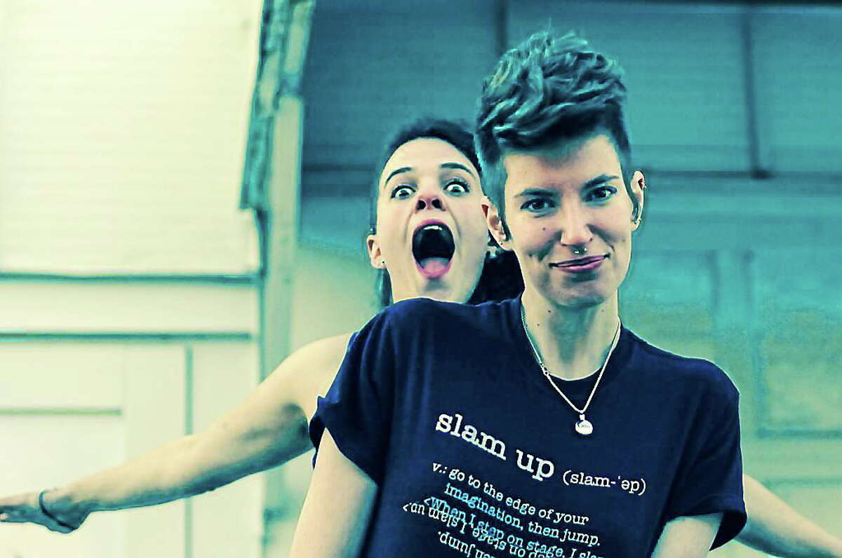 Photo courtesy of Slam Up Slam Up is a modern cabaret journey through the many stages of life. The band peforms Sept. 6 at the Buttonwood Tree in Middletown.