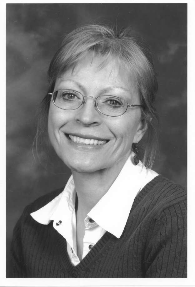 Courtesy Ex Libris The Silence of Bonaventure Arrow author Rita Leganski is coming to the city March 22 for One Book One Middletown. Photo: Journal Register Co.