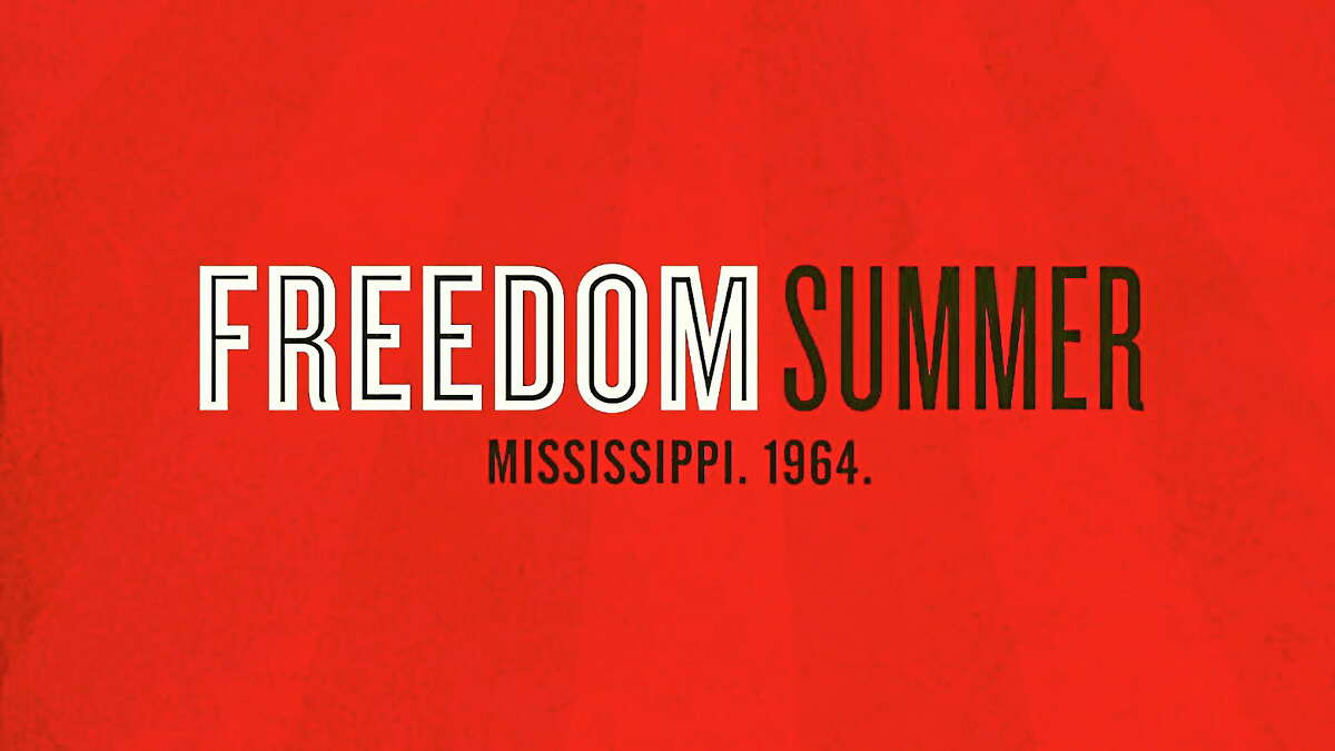 Freedom Summer: a film and discussion, to be held Sept. 11 at 6 p.m. in the Hubbard Room at Russell Library, 123 Broad St., Middletown.