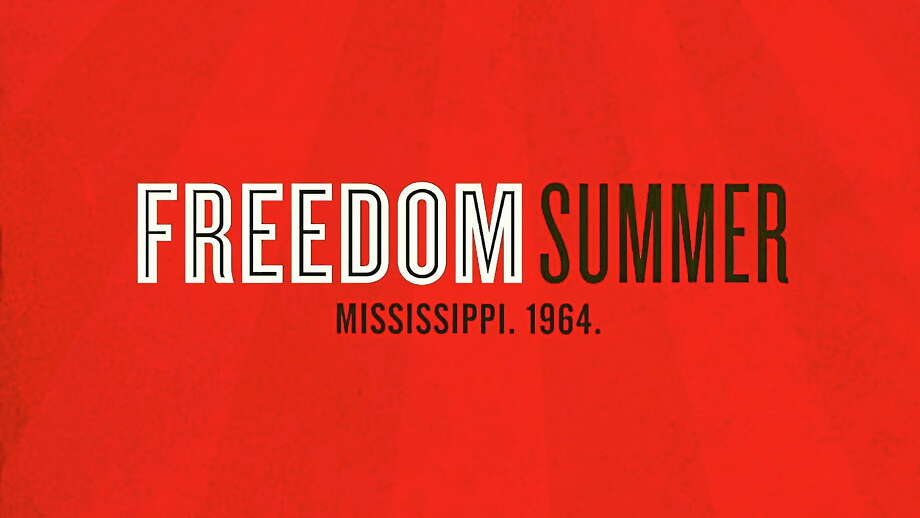 Freedom Summer: a film and discussion, to be held Sept. 11 at 6 p.m. in the Hubbard Room at Russell Library, 123 Broad St., Middletown. Photo: Courtesy PBS