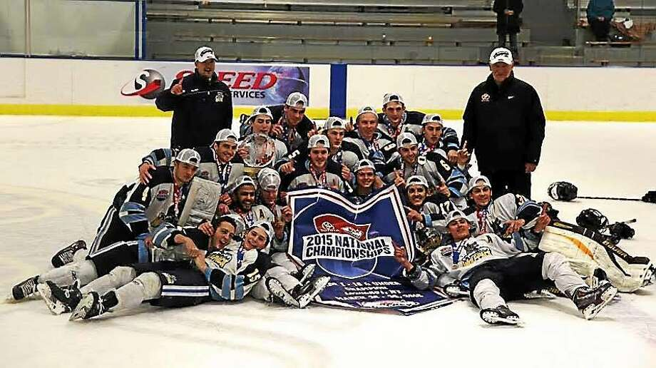 The Connecticut Wolfpack won the USA Hockey Youth Tier I 18U national title. Photo: Photo Courtesy Of Connecticut Wolfpack