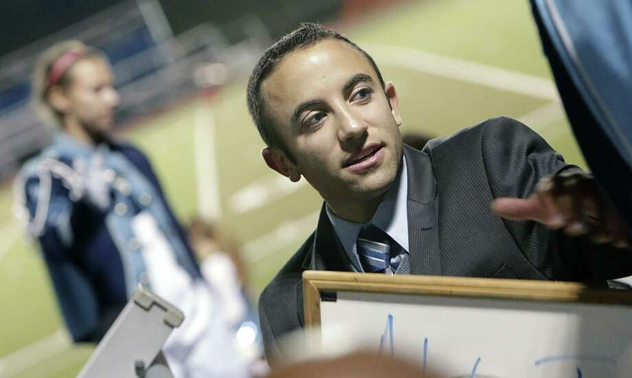 Anthony Pandolfe, director of the Middletown High School Marching Band, will play a piano sonata in the Dec. 27 alumni solo concert. Photo: File Photo