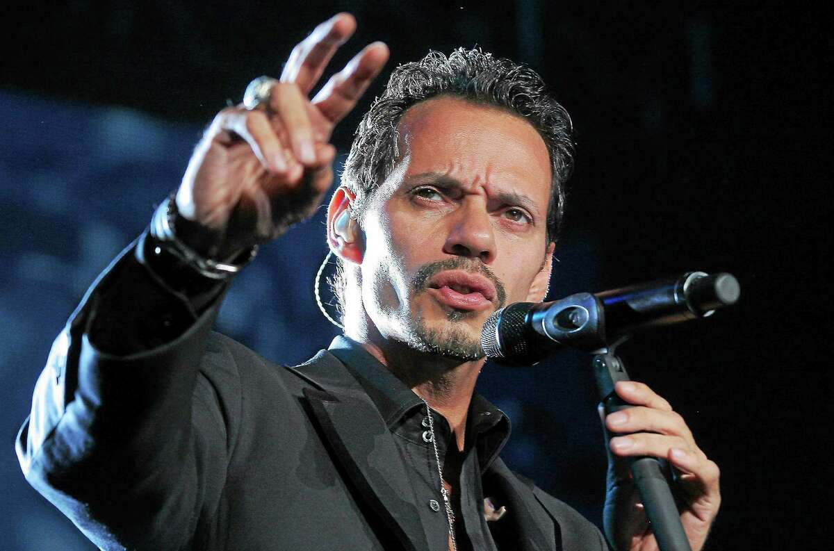 Submitted photo Singer Marc Anthony is set to perform ìliveî in concert at the Grand Theater inside of the Foxwoods Resort & Casino on December 19 & 20. Marc has sold over 12 million albums worldwide, receiving numerous gold and platinum certifications. He is an ambassador of Latin music and culture at a global level. He was recognized by New York magazine as one of the Ten Most Influential New Yorkers, and was inaugurated into the Billboard Hall of Fame in 2012. He has won a total of 24 Premio Lo Nuestro awards, the most for any male artist. Currently he is on tour in the US and Latin America on his ìCambio de Pielî Tour 2014. For tickets or additional information on this upcoming show you can call 1-800-200-2882 or visit www.foxwoods.com