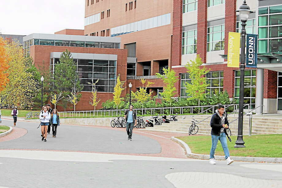 CTMirror.org photoThe University of Connecticut's Storrs campus. Photo: Journal Register Co.