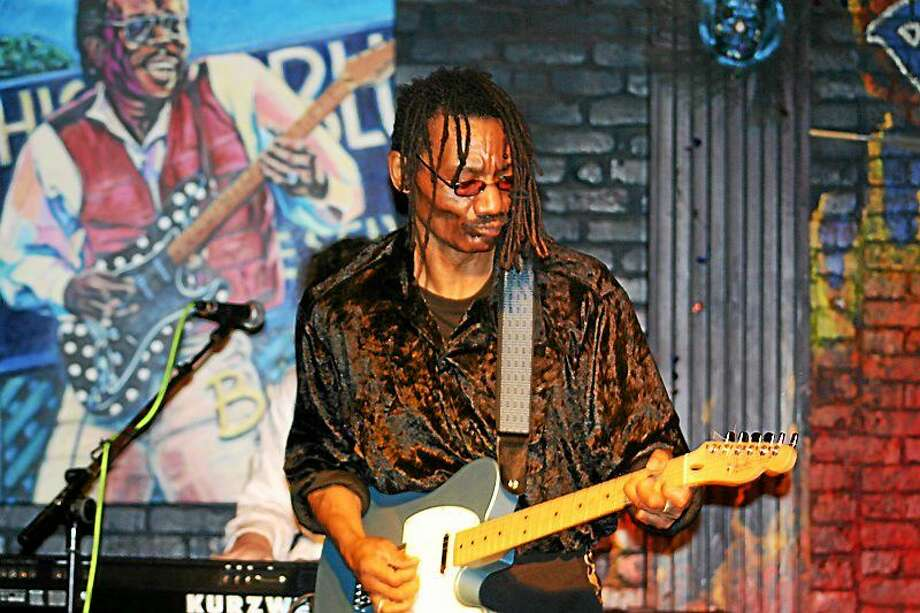 Photo by Domenic Forcella XY Eli will host a Muddy Waters Birthday Tribute at Black-eyed Sallyís April 3. Photo: Journal Register Co.