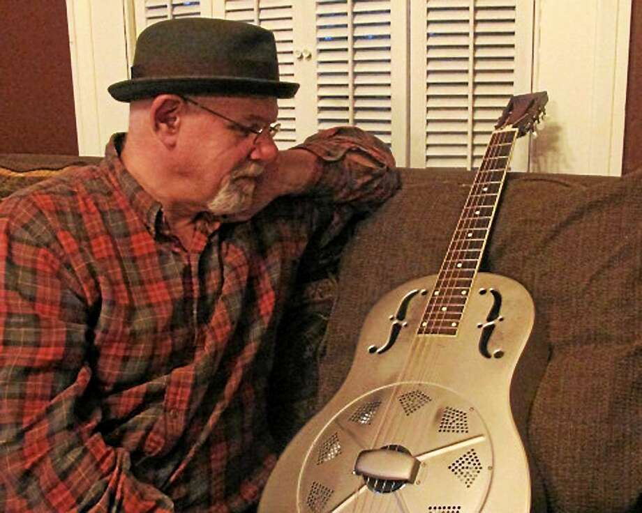 """Photo courtesy of Robert Nasta Leif Nilsson Spring Street Studio and Gallery's next Concert in the Garden is a benefit for Artists for World Peace, featuring Robert Nasta, a.k.a. Chester """"Big Boy"""" Coda, and will be held Sunday, April 12 at 4 p.m. Photo: Journal Register Co."""