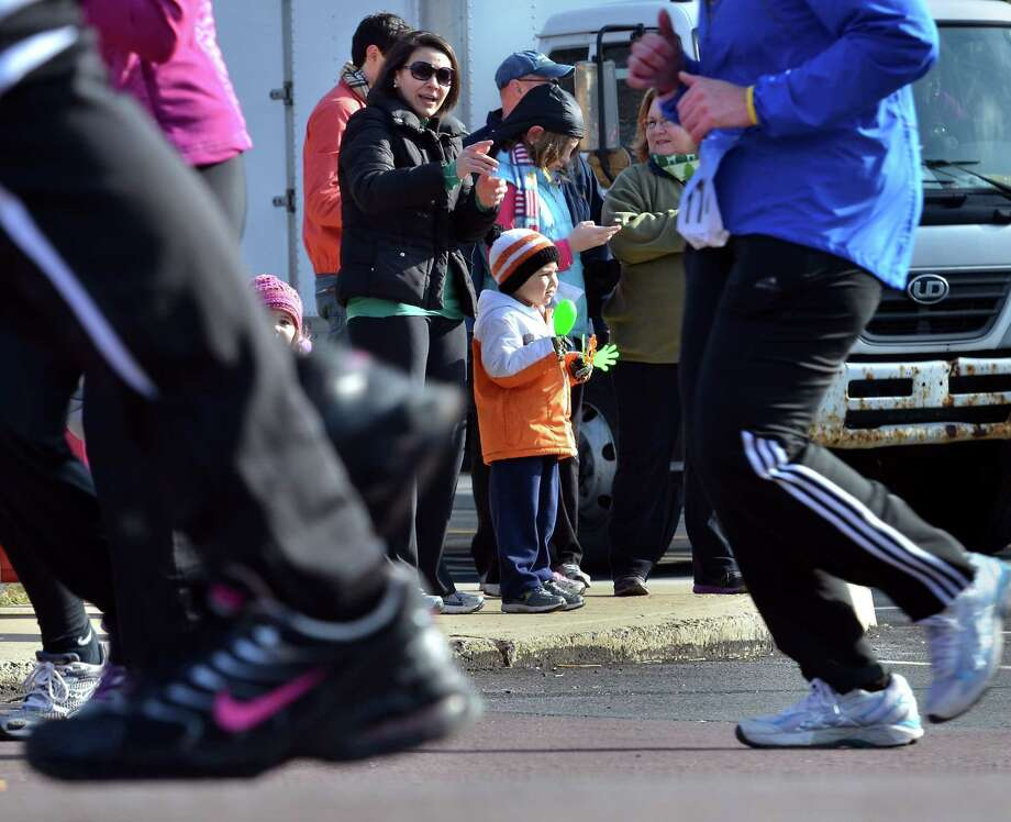 "The annual Portland ""Come On Over"" 5K road race will be held on Saturday, Aug. 25. Photo: File Photo"