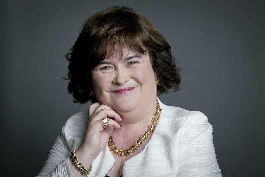 Susan Boyle Photo: Associated Press File Photo  / Invision