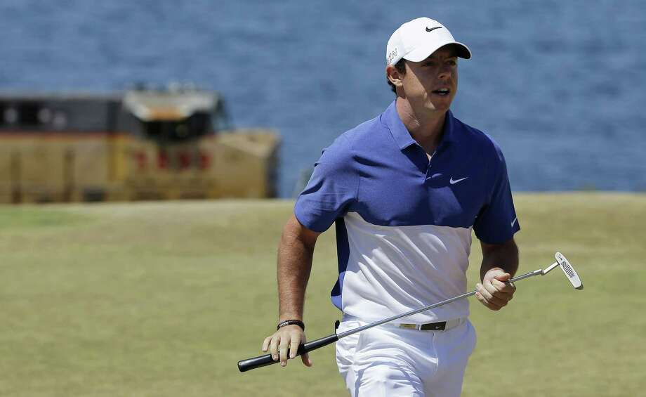 Injured golfer Rory McIlroy is listed in the field for next week's PGA Championship. Photo: Ted S. Warren — The Associated Press File Photo  / AP