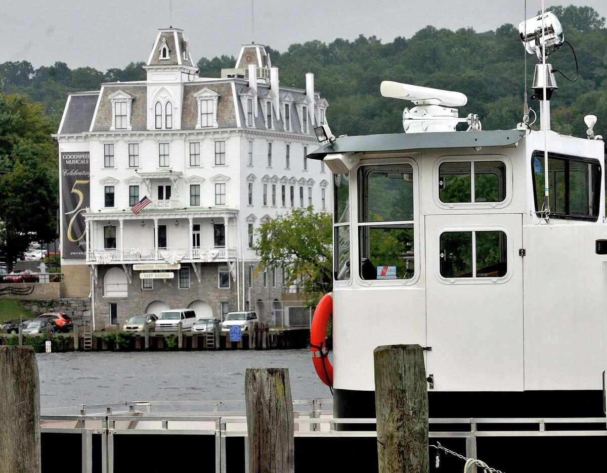 The Goodspeed, shown in this file photo on the Connecticut River in East Haddam, has chosen a successor to longtime executive director Michael Price, who is retiring this month — Michael Gennaro, who will assume the post in February.